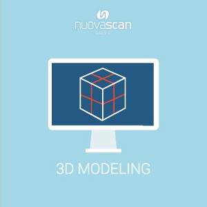 Nuova Scan 3D Service - 3d modeling