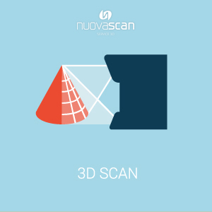 Nuova Scan 3D Service - 3d scan