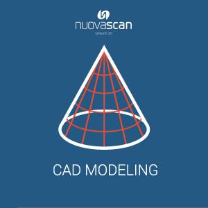 Nuova Scan 3D Service - cad modeling