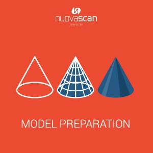 Nuova Scan 3D Service - model preparation