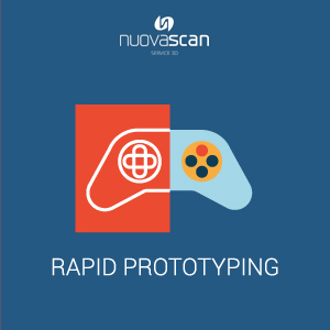 Nuova Scan 3D Service - rapid prototyping