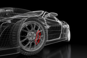 Nuova Scan 3D Service - scansioni 3D automotive