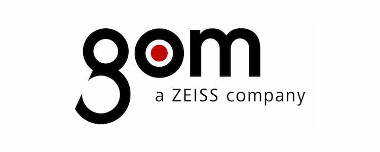 Logo Gom a Zeiss Company